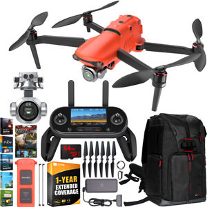 Autel EVO 2 Pro Drone Quadcopter II 6K Combo + Remote Extended Warranty Bundle