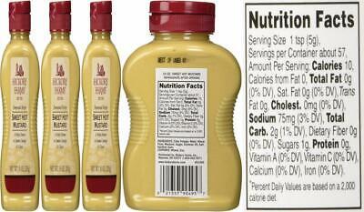 Recipe Sweet Hot Mustard 10 Ounces