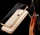 HANDY HÜLLE für Samsung S7 S6 5 Apple iPhone 6 7 5 Case Schutzhülle Cover Etui
