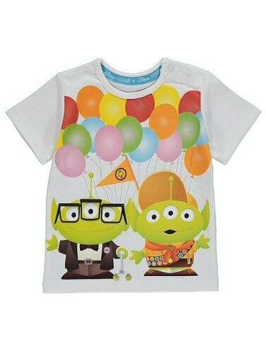 George Official Disney Baby Toy Story Alien Up T Shirt