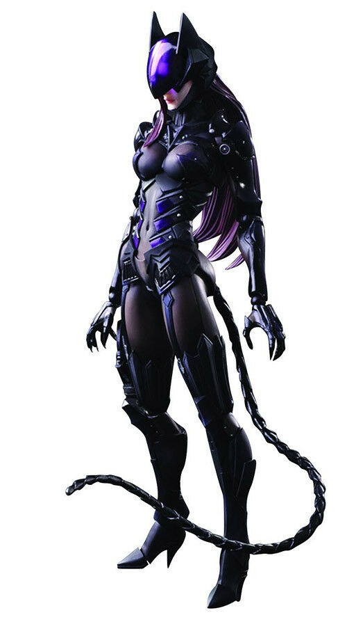 DC Comics variantes 11 in (environ 27.94 cm) Action figure  play arts kai-Catwohomme  2018 magasin