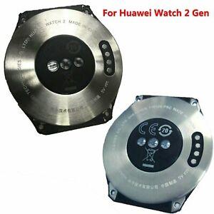 Para-Huawei-Reloj-2-Gen-Bateria-Cubierta-Trasera-Carcasa-Metal-Recambio