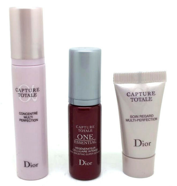 Christian Dior Capture Totale .... 3 PIECE SET