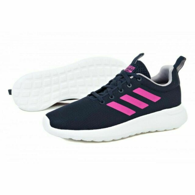 adidas Kids Shoes Running Girls Training Lite Racer CLN Infants BB7053 Size 9