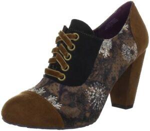 Desigual-scarpa-Scarpe-masculines-Limon-Stringate-da-Donna-Splendido-27MS317-IN-SCATOLA-NUOVO