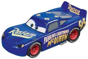Carrera Evolution 27585 Disney / Pixar Cars Fabulous Lightning McQueen 1/32 Slot