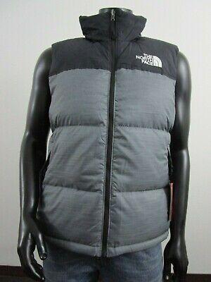 "NWT Mens TNF The North Face Cinder 100 FZ /""Tenacious/"" Fleece Jacket Grey Heather"