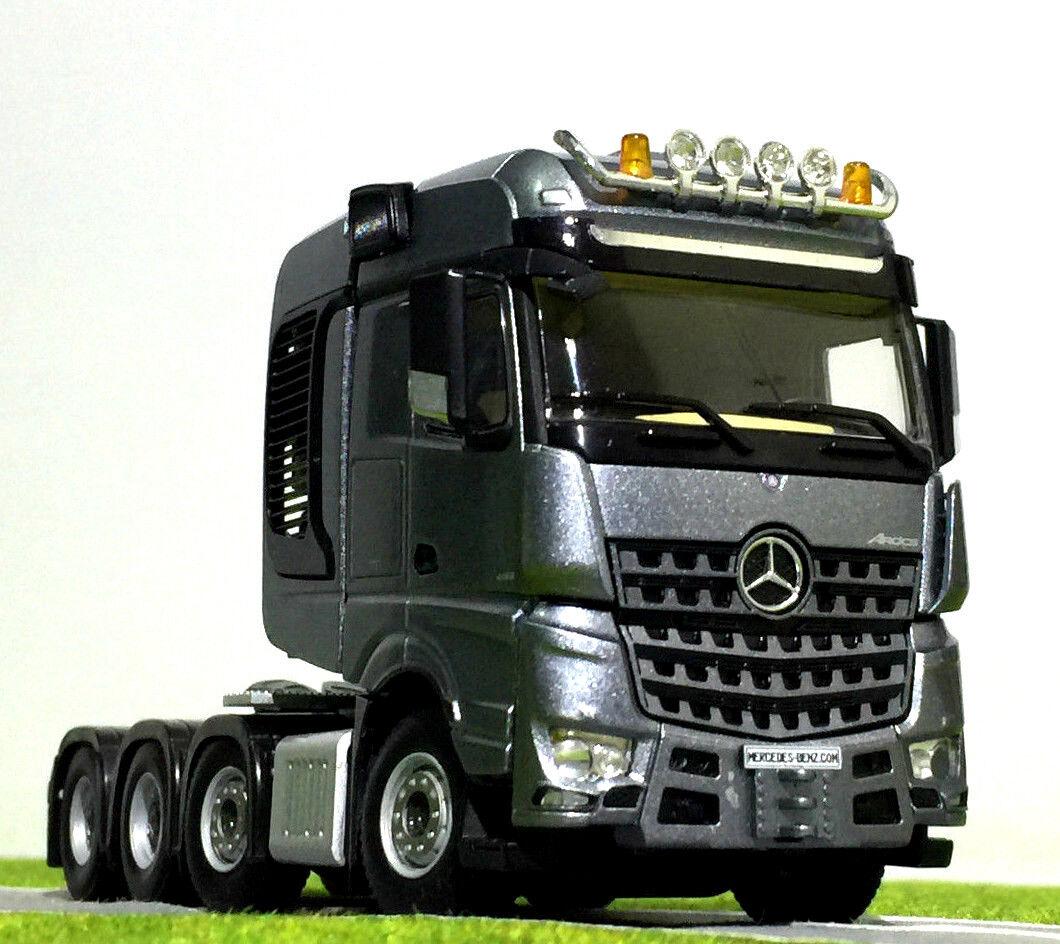 WSI Mercedes Benz Arocs MP4 Big Space 8x4 SLT SINGOLO Camion
