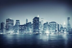 A1-New-York-City-Poster-Art-Print-60-x-90cm-180gsm-NYC-America-Cool-Gift-8919