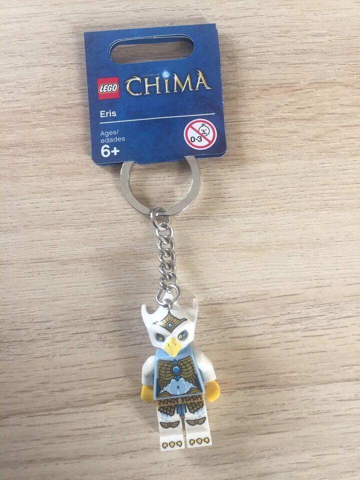 Lego Legends of Chima, Ny Nøglering Eris