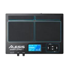 Alesis SAMPLEPAD4 SamplePad 4 4-pad Percussion and Sample-triggering Instrument