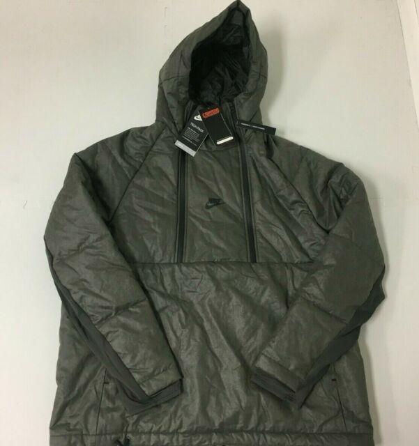 e60993334 Nike Sportswear Tech Pack Synthetic Fill Jacket 928885 001 Mens Size Large