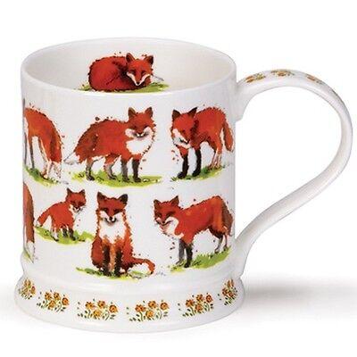 Dunoon Tassen Wild Country Fuchs Fox 0,4l Teetasse Kaffeebecher Iona