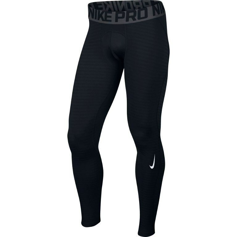 NIKE PRO WARM MEN'S TRAINING TIGHTS Style 725039-010
