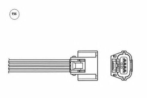 Sonda lambda NGK OZA603-N18