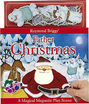 1 of 1 - Father Christmas (Magnetic Playscenes), Briggs, Raymond, Very Good Book