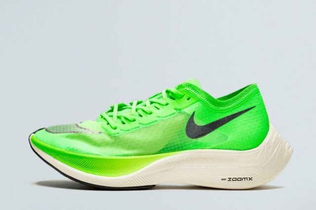 Nike ZoomX Vaporfly Next Electric Green