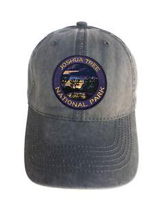 Joshua-Tree-National-Park-Adjustable-Curved-Bill-Strap-Back-Dad-Hat-Baseball-Cap