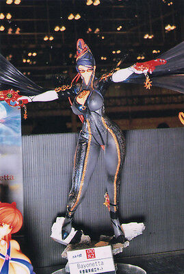 Bayonetta Sexy Standing Demon Witch 1/6 Unpainted Figure Model Resin Kit