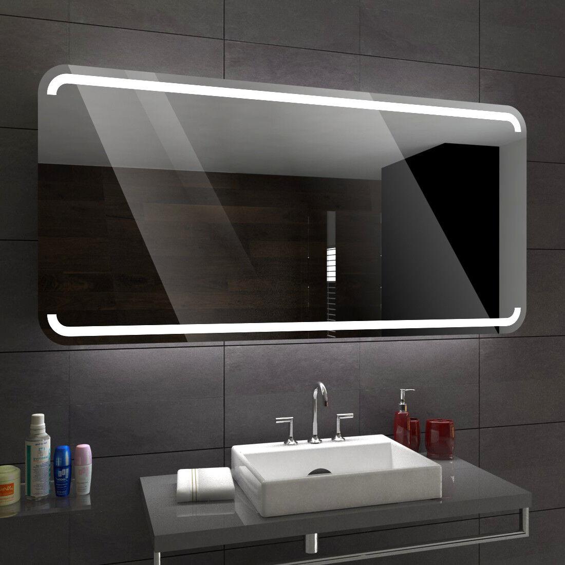 Mediolan éclairé del Miroir salle de Bain Led personnalisé   Größe versions