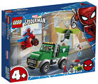Lego Marvel Super Heroes Vulture's Trucker Robbery (76147)