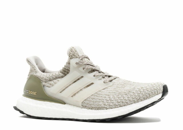 cf737b1c391 adidas Ultra Boost 3.0 Pearl Olive Trace Cargo SNEAKERS Grey Shoes ...
