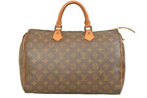 Louis-Vuitton-Monogram-Speedy-35-Hand-Bag-M41524-YG00569