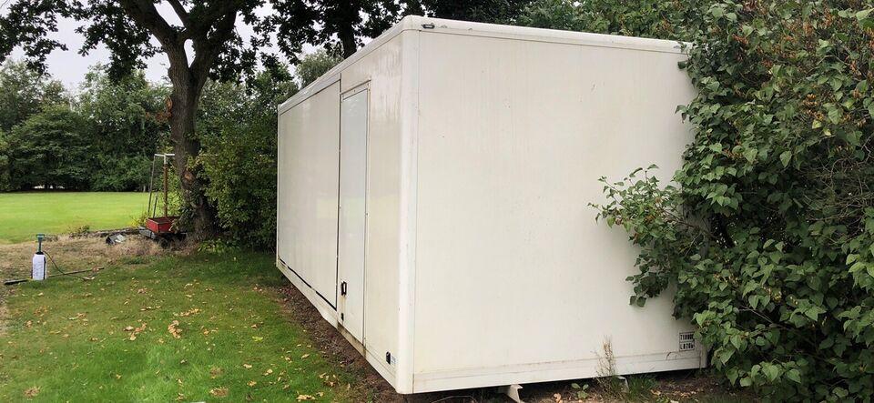 Container , lastbil kasse