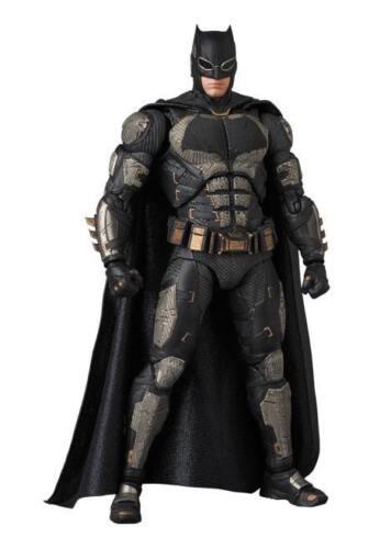 DC COMICS JUSTICE LEAGUE BATMAN TACTICAL SUIT MAFEX 1//12 Action Figure MEDICOM