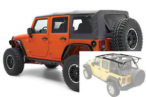 Good Image Is Loading 2007 2017 Jeep Wrangler 4 Door Complete Soft