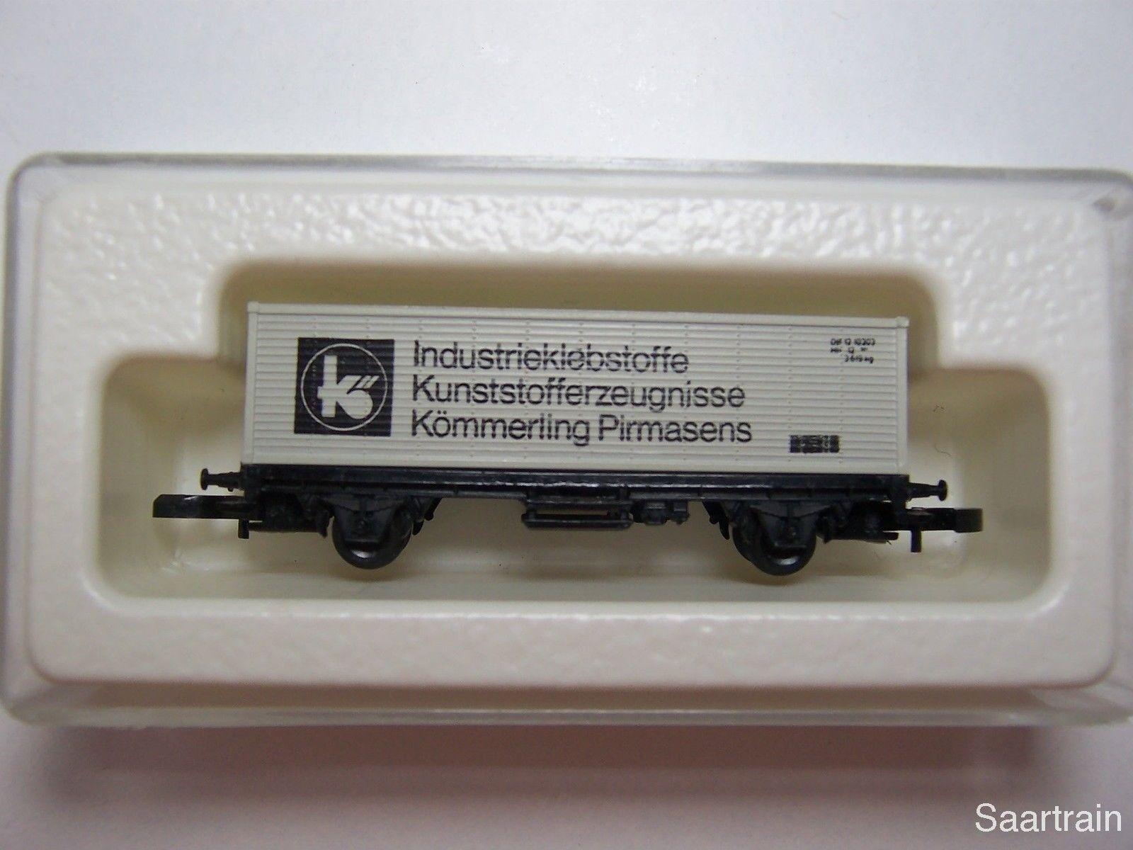 8615 container Carrello kömmerling Pirmasens da startset pubblicitari con BOX