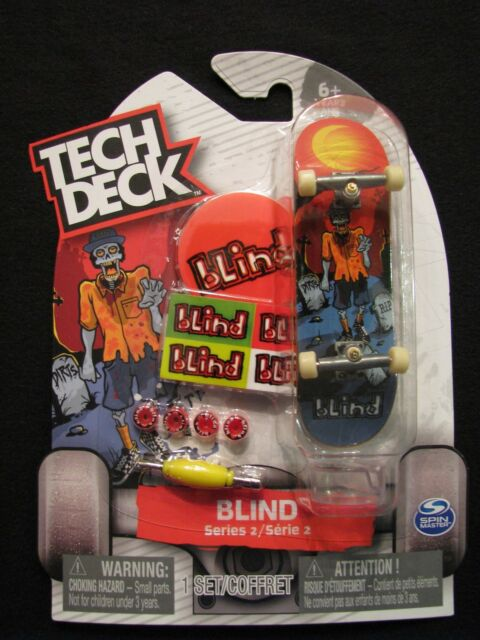 2017 Tech Deck Mini Skateboard Blind Series 2
