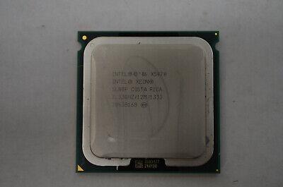 Intel Xeon X5470 3.33Ghz 12MB LGA771 Socket J Quad Core Processor SLBBF