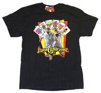 Insane Clown Posse Tongue Out Cards Black T Shirt Official Icp Merch