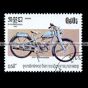 WANDERER-1-SP-SACHS-98-cc-de-1939-CAMBODGE-Timbre-Moto-Motorcycle-Stamp-20