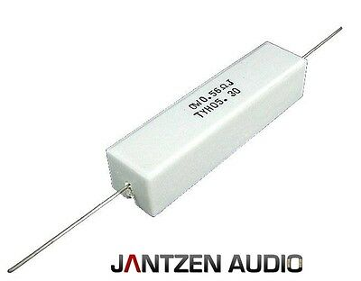 10 Watt 1 Jantzen Mox Widerstand 22,0 Ohm