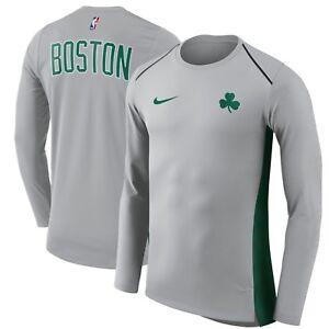 Nike Boston Celtics City Edition Hyperlite Long Sleeve Performance T ... 30537fa0f