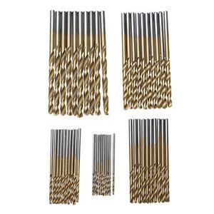 50pz-HSS-Drill-1-1-5-2-2-5-3mm-Punte-Trapano-Cobalto-Titanio-PUNTE-FORO-CUTTER