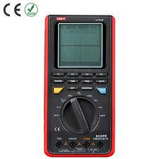 Uni T Ut81b Handheld Lcd Digital Multimeter Scopemeter Oscilloscope Dmm