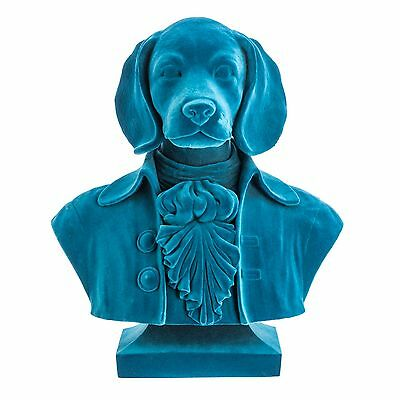 Abigail Ahern/Edition Turquoise Beagle Bust From Debenhams