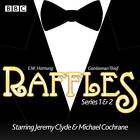 Raffles: 12 Episodes of the BBC Radio 4 Extra Dramatisation: Series 1 & 2 by E. W. Hornung (CD-Audio, 2015)