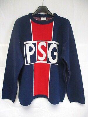 PARIS SAINT GERMAIN Echarpe ICI CEST PARIS PSG Collection officielle Taille 140 cm