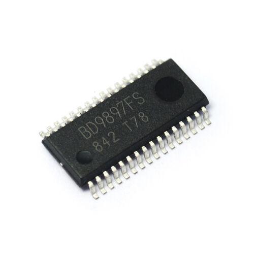 2PCS BD9897 BD9897FS IC INVERTER CTLR 32SSOP ROHM NEW
