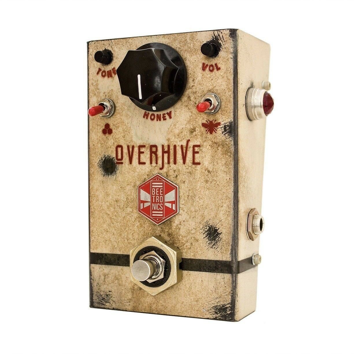 BEETRONICS FX - Overhive Overdrive Guitar Pedal