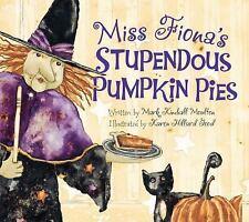 Miss Fiona's Stupendous Pumpkin Pies-ExLibrary