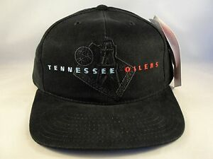 92788e0da4d Image is loading NFL-Tennessee-Oilers-Vintage-Snapback-Hat-Cap-American-
