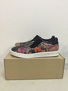 Fl Blk Sneaker 7 100287 Cinque On wht Floral Nuovo buongustai da Uomo Calzature 2 Low Slip wOx4znRq7C
