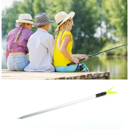 New Mini Portable Pocket Telescopic Fish Pen Fishing Rod Pole Reel SY