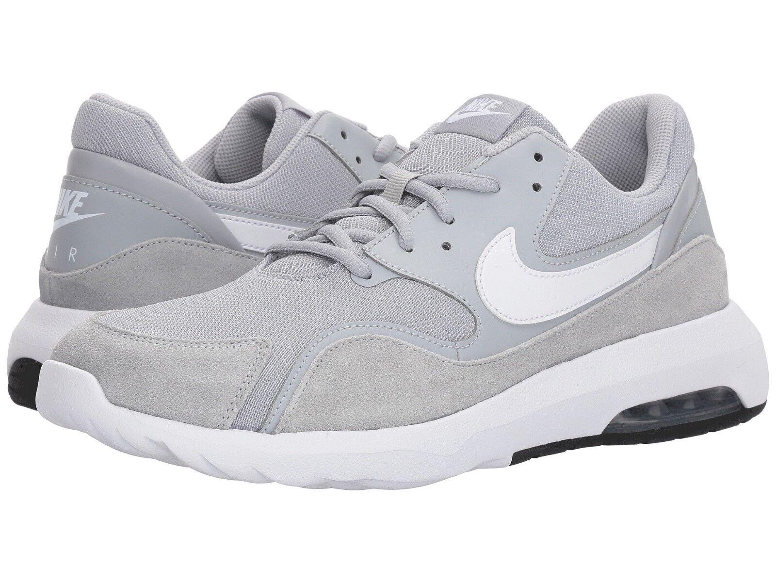 Men's Nike Air Nostalgic Running Shoes Wolf Grey NIB 8-12 916781-001