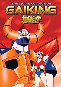 Nuevo-Gladiador-Coleccion-de-la-pelicula-anime-japones-Conjunto-de-2-Discos-Dvd